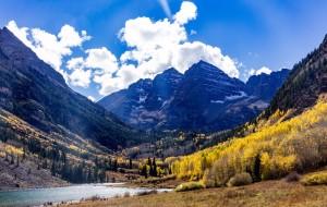 【科罗拉多州图片】秋日的私语 - 重返科罗拉多落基山脉