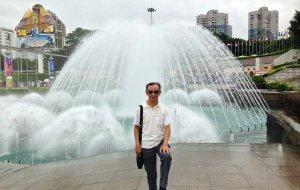 【深圳图片】#我的2016#               行走旅途,累并快乐着