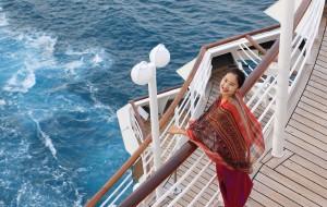 【加勒比海图片】去加勒比海追圣诞艳阳——一家三口中美洲邮轮历险记