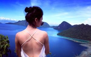 【斗湖图片】游●马来西亚  一人一手机 一箱子 还有一个你