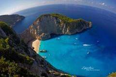 宝藏纪念#[MON小妖]希腊,惊艳你的眼(雅典-圣托里尼-太阳的后裔-扎金索斯沉船湾10日自驾)