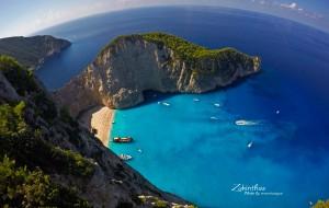 【希腊图片】宝藏纪念#[MON小妖]希腊,惊艳你的眼(雅典-圣托里尼-太阳的后裔-扎金索斯沉船湾10日自驾)