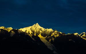 【香格里拉图片】缘于【梅里雪山】的旅程——自驾滇西北