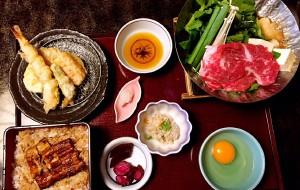 奈良美食-江户川鳗鱼店(奈良町店)