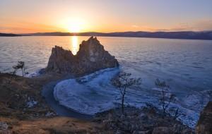 【贝加尔湖图片】贝加尔湖蓝冰之旅 [ Ranger ]