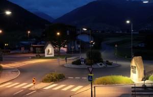 【因斯布鲁克图片】欧洲三国游----八月九日(上)因斯布鲁克住宿小镇之晨