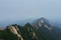 【非正式出行】丹东凤城的那座山叫凤凰山