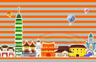 台湾 台铁票火车票(台北/高雄/花莲/枋寮/瑞芳/宜兰/自强号/普悠码/太鲁阁号)