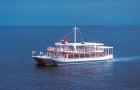冲绳 水中观光船玻璃船Orca号 扫码登船(老人小孩都可玩/海底观光1小时/多时段可选)