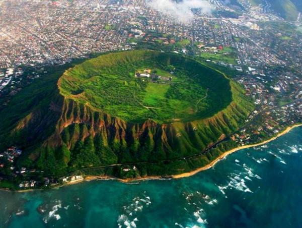 iPhone中的全景夏威夷 ALOHA图片