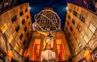 限时优惠 纽约洛克菲勒中心峭石之巅观景台门票(扫码入内/可预约时间减少排队/360度纽约全景/更近的距离/拍摄帝国大厦取景地)