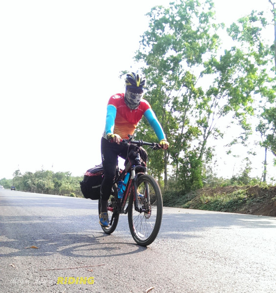 海南 环岛骑行 2015