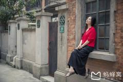 上海旅拍(旅游+跟拍)——弄堂里的浪漫