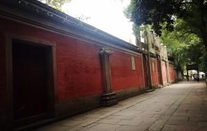 【慈城图片】宁波慈县古镇---孔庙,1000多年历史,我们就外围晃了一下,没进去