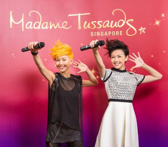 新加坡杜莎夫人蜡像馆(Madame Tussauds Singapore)