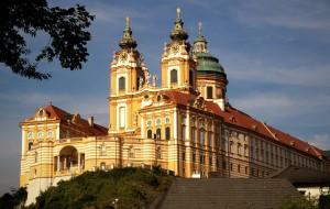 【梅尔克图片】东欧 德国 希腊之旅(21)梅尔克修道院