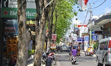 巴厘岛南部一日游(含海神庙,烤猪排,水明漾老外区,库塔海滩,库塔