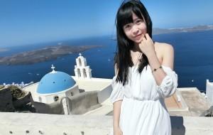 【费拉图片】你好,爱琴海---一场不愿醒来的少女梦~ (雅典-圣托里尼-扎金索斯)