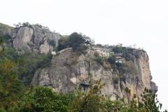 永嘉赤岩硐-九龙山古道穿越(陡门赤岩硐-全安村-梅岙-古庙新屋村)