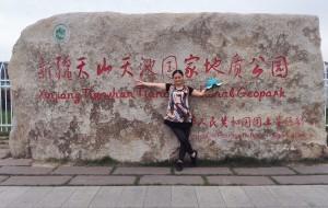 【天山图片】新疆深度游之二   天山天池风景区