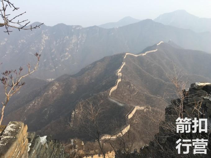 俯视长城     仰视长城     大家都在勇攀高峰 成功登顶北京结