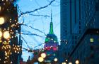 帝国大厦86层观景台电子票(30秒出票·扫码入场·可升级自由女神巡游套票·可选日出日落体验·Empire State Building)