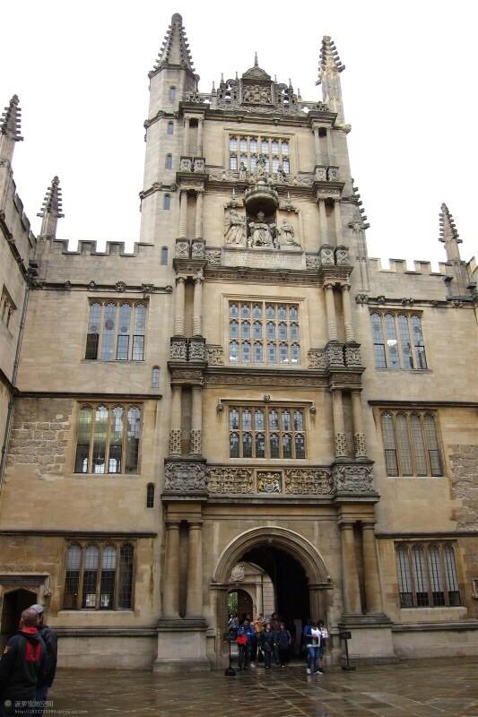 牛津自助遊攻略
