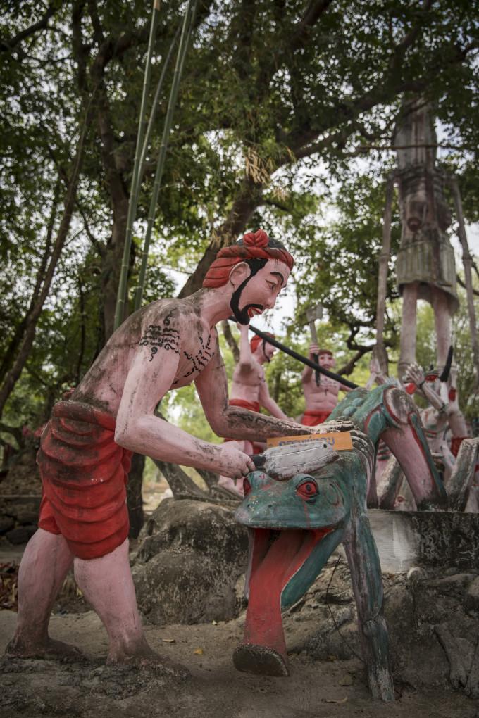 非著名景點打卡偏執狂的自我救贖 — 泰國伊森地區行記 151