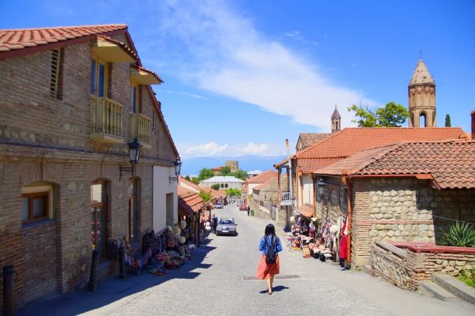 遇见童话高加索,从格鲁吉亚到亚美尼亚-遇见旅行