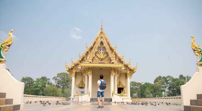 非著名景點打卡偏執狂的自我救贖 — 泰國伊森地區行記 66