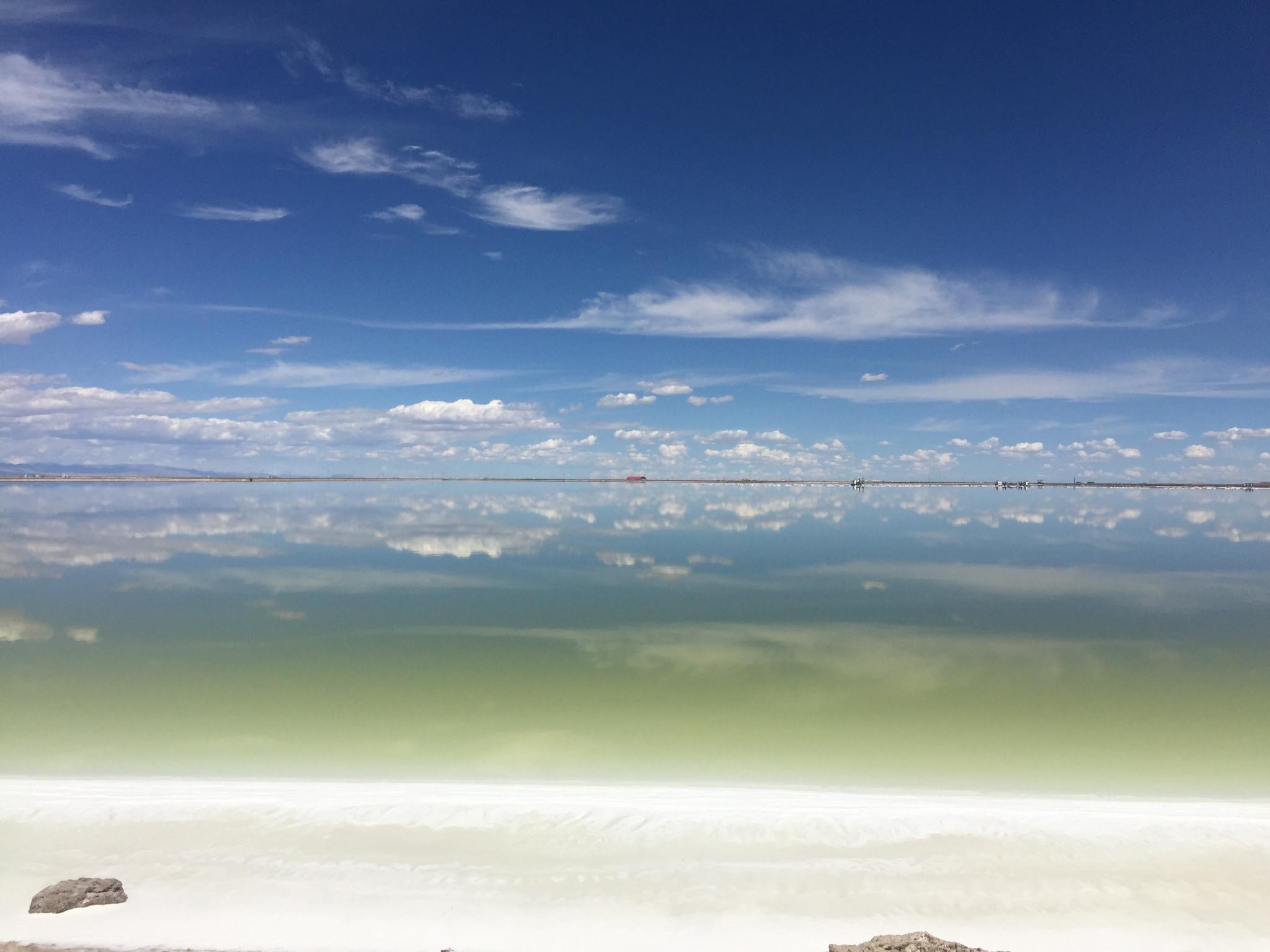 qinghai Chaerhan Salt Lake