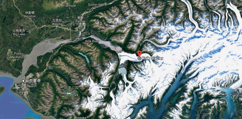 阿拉斯加冰川徒步,亲自踏足这片外太空的幽蓝空间_图11